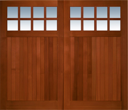 Any clear 4100 for 16x8 garage door prices