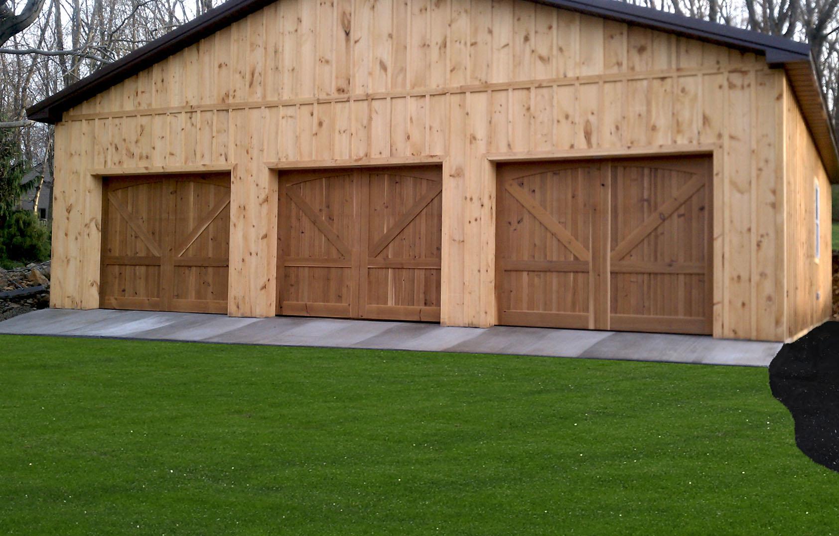 1076 #405D18 Wood Overhead Garage Doors Wood Garage Doors Paint Grade Garage  picture/photo Overhead Garage Doors 38291684